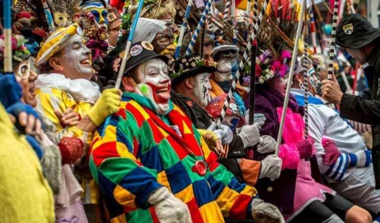 QUIZ – Es-tu un vrai carnavaleux ?